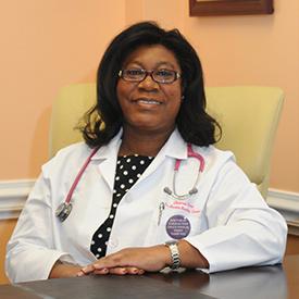 Dr. Annette Bartley-Satuyi