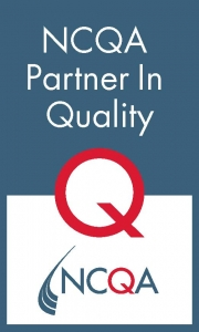 NCQA Partner in Quality logo